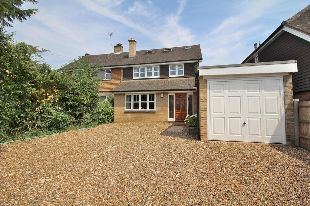 5 Bedrooms Semi Detached House for sale in Maltese Road, Chelmsford, Essex, CM1