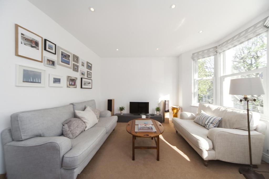 2 Bedrooms Flat for sale in Glenrosa Street, Fulham
