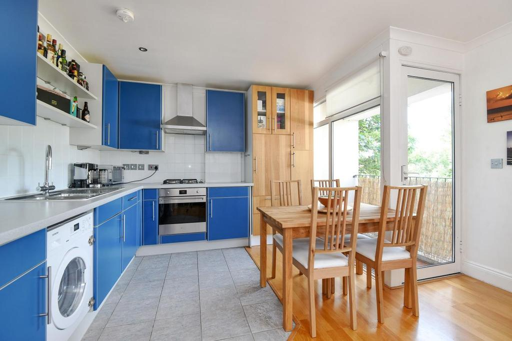 2 Bedrooms Flat for sale in Chudleigh Road, Brockley, SE4