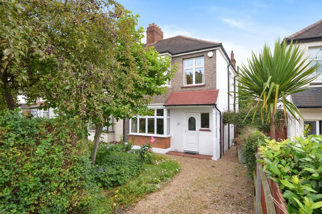 3 Bedrooms Semi Detached House for sale in Burnt Ash Lane, Bromley