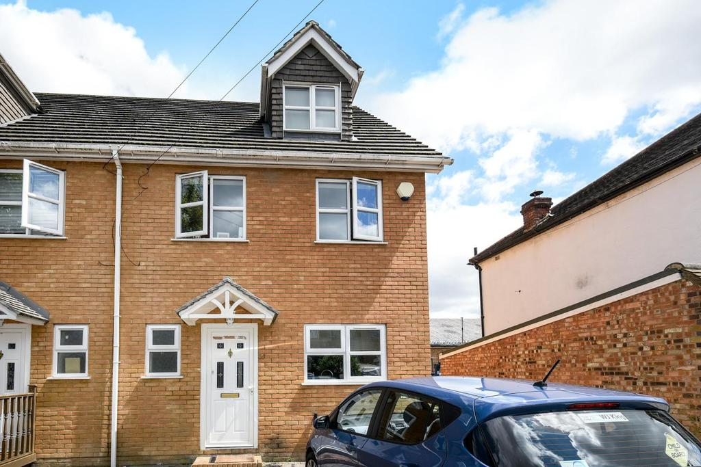 4 Bedrooms Semi Detached House for sale in Woldham Road, Bromley