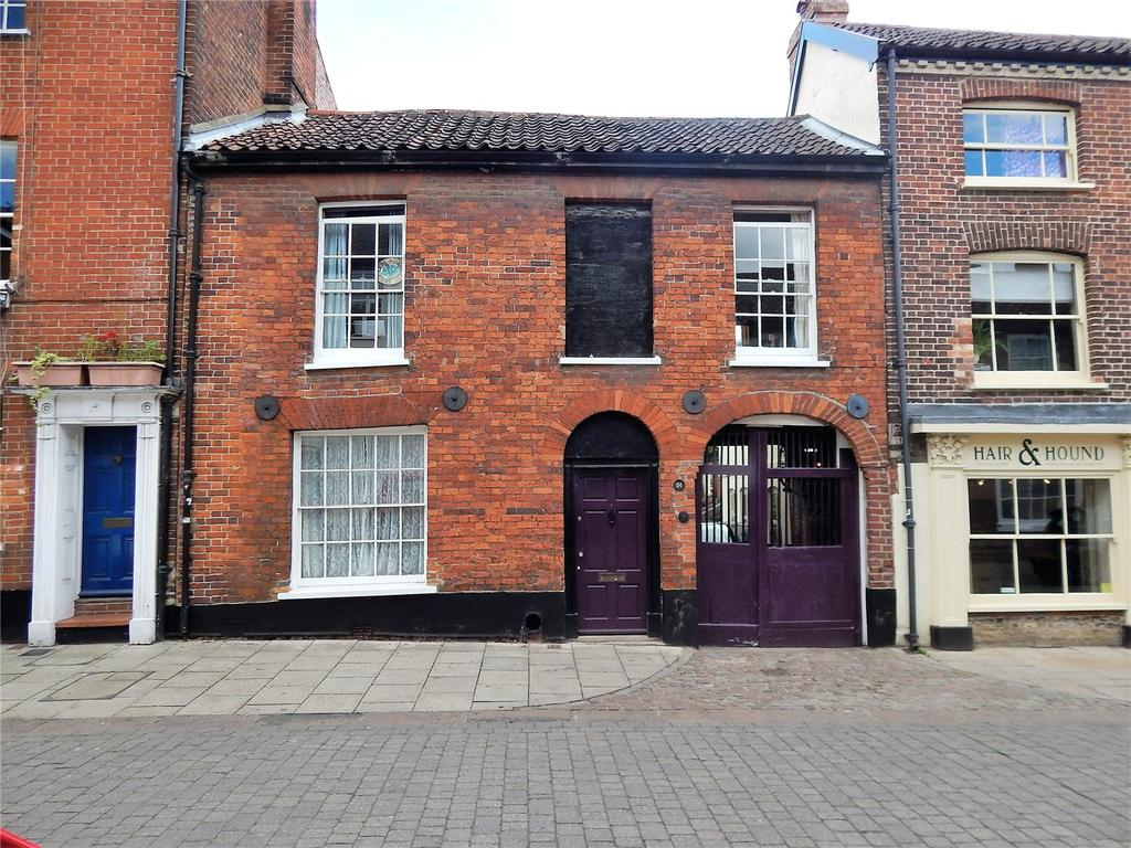 3 Bedrooms End Of Terrace House for sale in King Street, Norwich