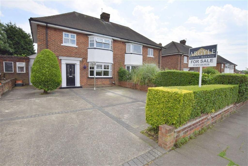3 Bedrooms Semi Detached House for sale in Davenport Drive, Cleethorpes, North East Lincolnshire