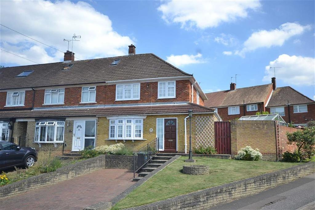 3 Bedrooms End Of Terrace House for sale in Wheelers, Epping, Essex, CM16