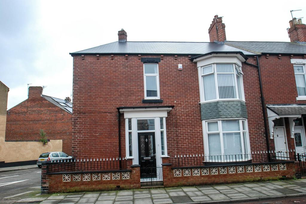 3 Bedrooms Terraced House for sale in Birchington Avenue, South Shields
