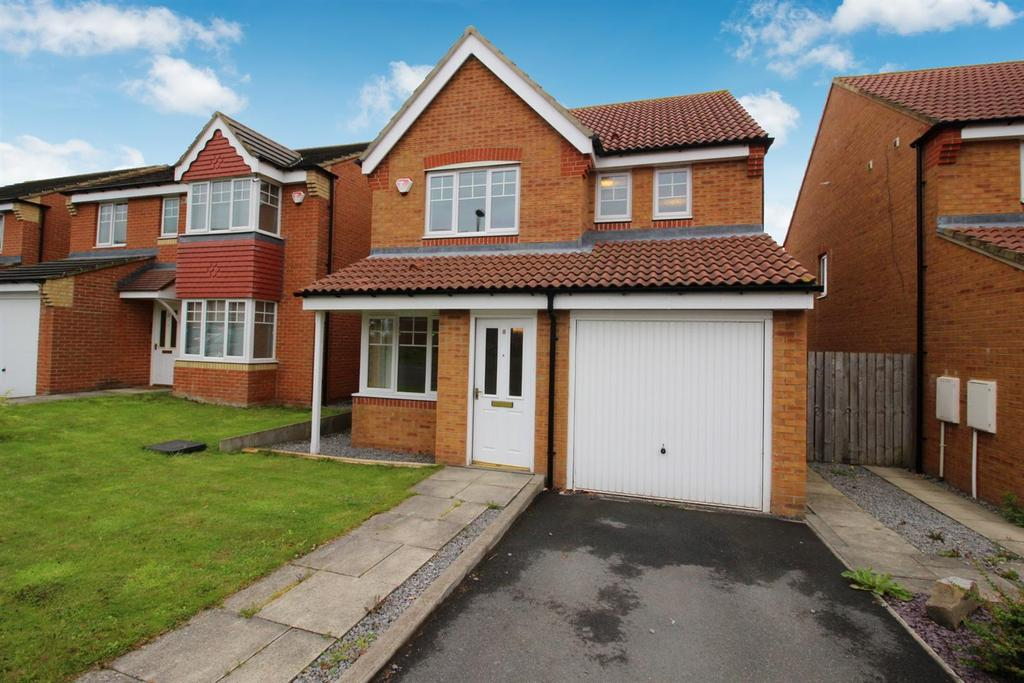 3 Bedrooms Detached House for sale in Horsley View, Wallsend