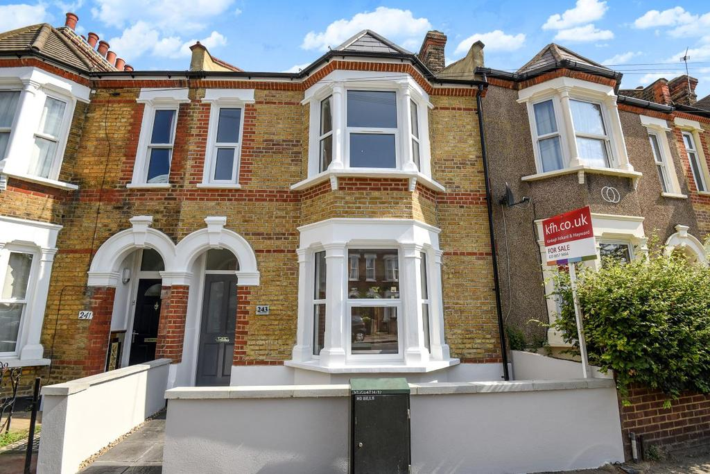 3 Bedrooms Terraced House for sale in Leahurst Road, Hither Green, SE13