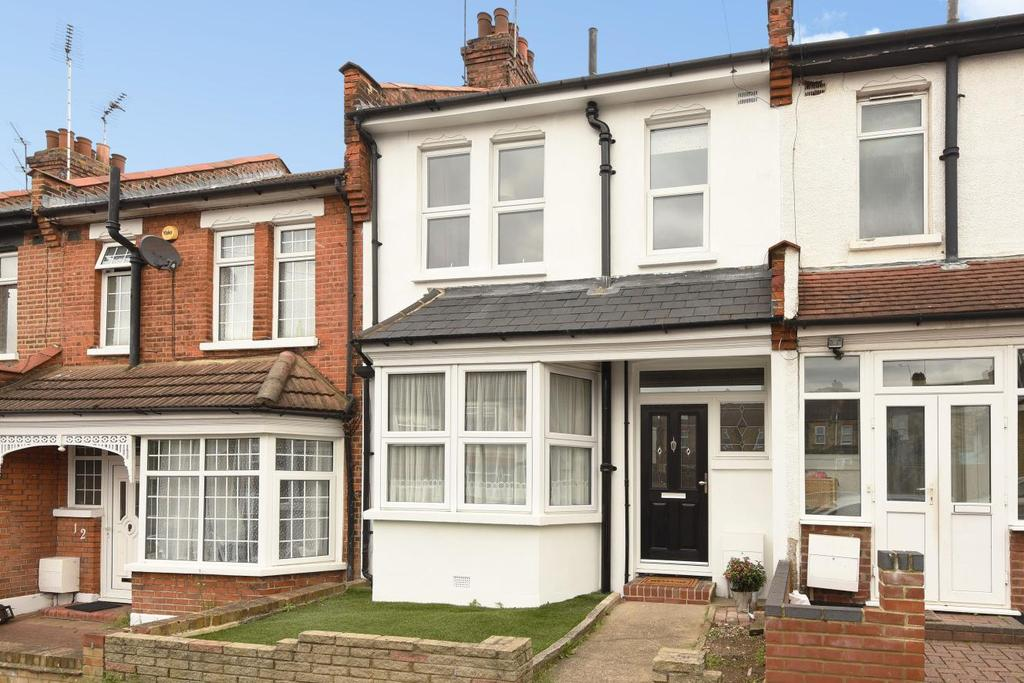 3 Bedrooms Terraced House for sale in Park View Crescent, New Southgate