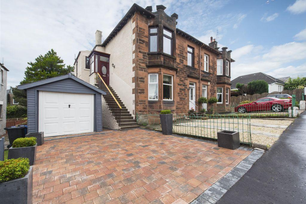 3 Bedrooms Villa House for sale in 18 St. Ronans Drive, Burnside, Glasgow, G73 3SP