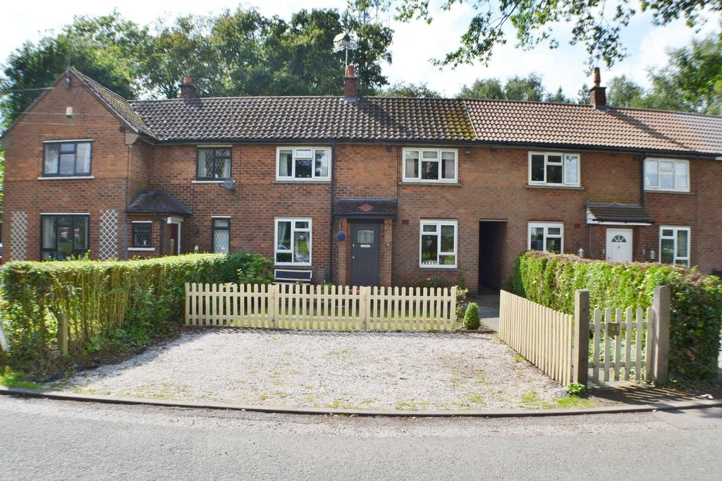 2 Bedrooms Terraced House for sale in Davenport Lane, Brereton, Sandbach