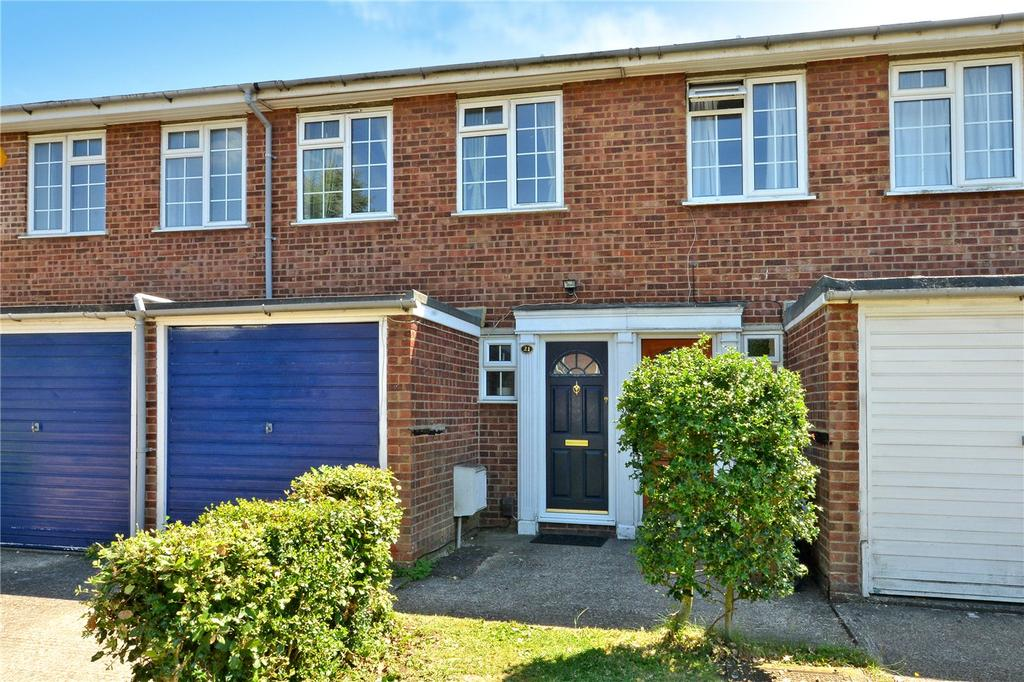 2 Bedrooms Terraced House for sale in Brandy Way, Sutton, SM2