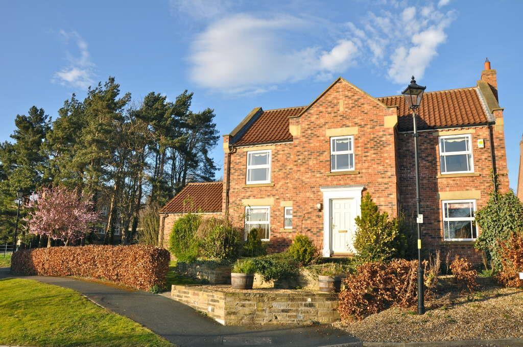 4 Bedrooms Detached House for sale in Mallison Hill Drive, Easingwold
