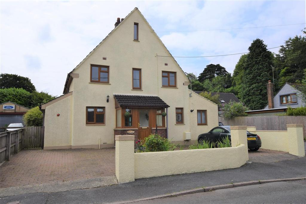 5 Bedrooms Detached House for sale in Merlins Avenue, Haverfordwest