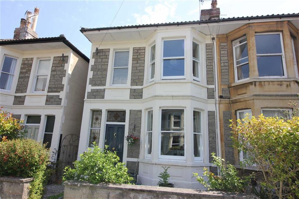 4 Bedrooms End Of Terrace House for sale in Howard Road, Westbury Park, Bristol