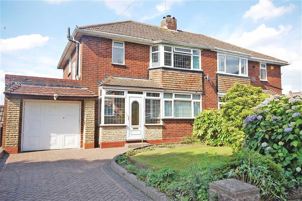 3 Bedrooms Semi Detached House for sale in Brownswall Road, Sedgley