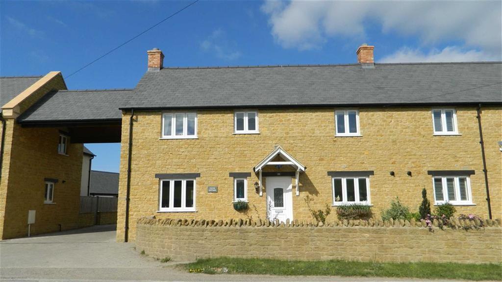 3 Bedrooms Semi Detached House for sale in Knott Oak, Townsend, Ilminster, Somerset, TA19