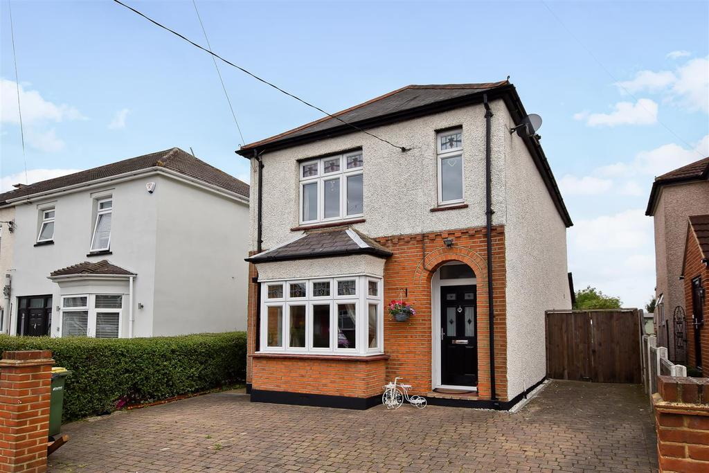 4 Bedrooms Detached House for sale in Daws Heath Road, Rayleigh