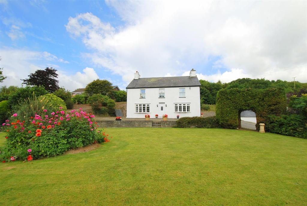 5 Bedrooms Detached House for sale in Capel Bangor, Aberystwyth