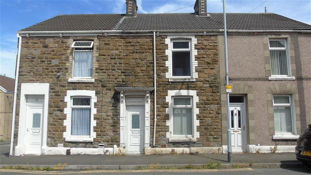 2 Bedrooms Terraced House for sale in Glantawe Street, Swansea, SA6