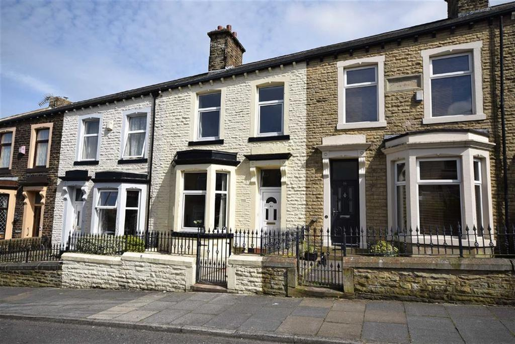 3 Bedrooms Terraced House for sale in Albion Street, Burnley, Lancashire