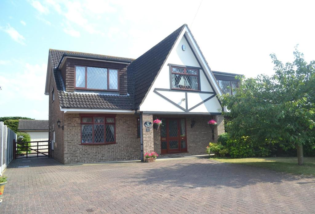 5 Bedrooms Detached House for sale in Staceys Mount, Crays Hill, Billericay, Essex, CM11