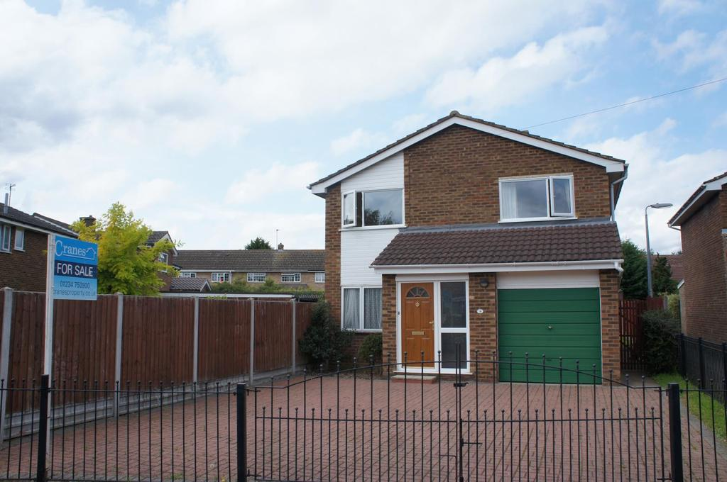 4 Bedrooms Detached House for sale in Red Lion Close, Cranfield, Bedfordshire