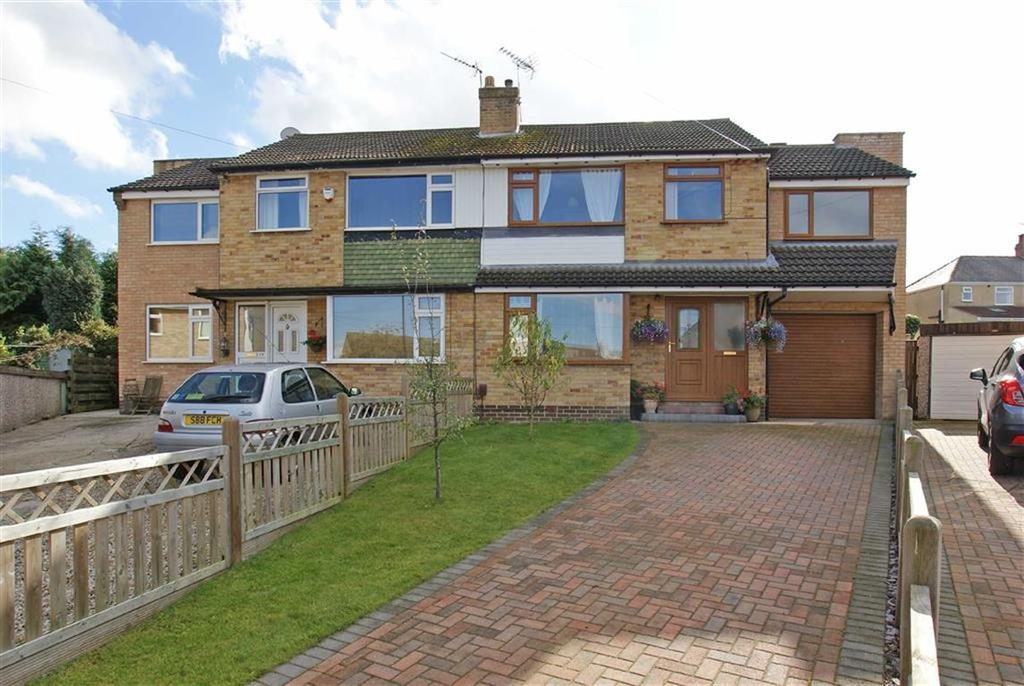 4 Bedrooms Semi Detached House for sale in Bachelor Drive, Harrogate, North Yorkshire