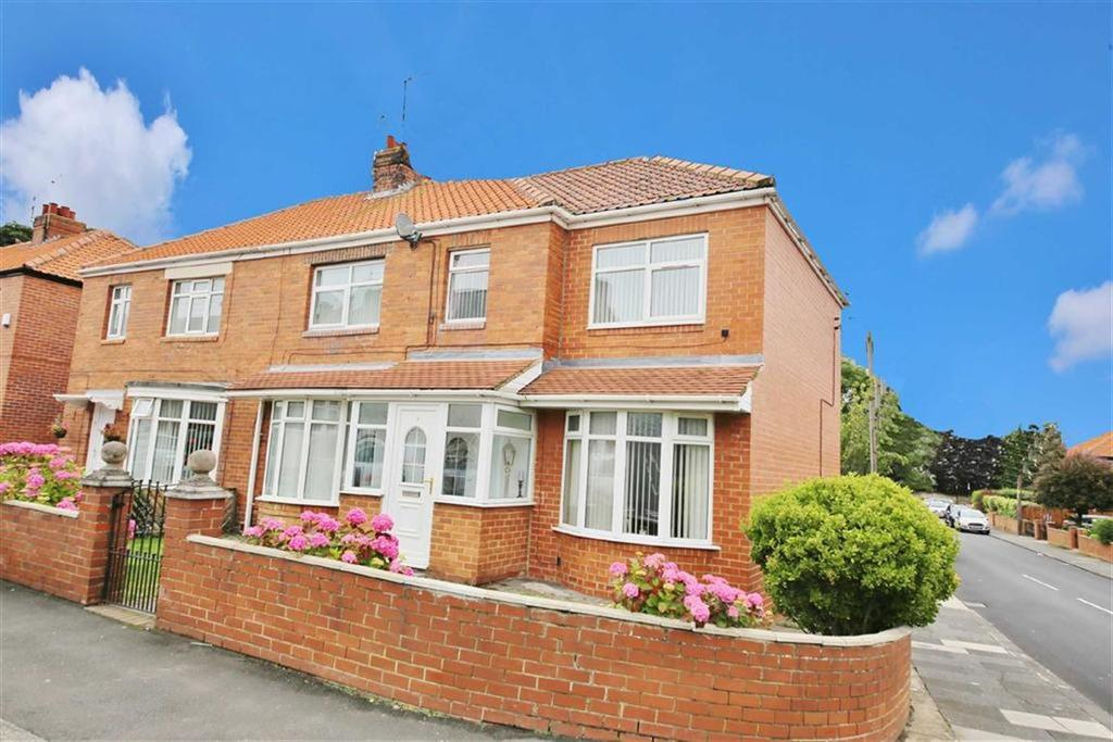 4 Bedrooms Semi Detached House for sale in Marina Terrace, Ryhope, Sunderland, SR2