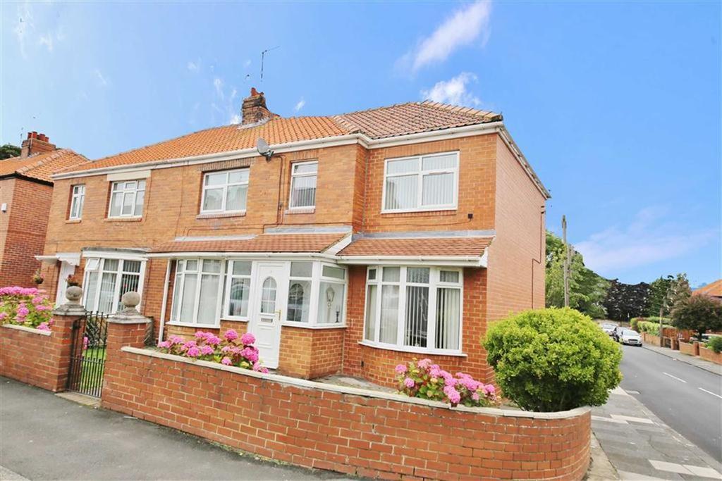 4 Bedrooms Semi Detached House for sale in Marina Terrace, Ryhope, Sunderland, SR2