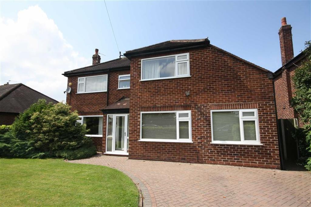 4 Bedrooms Detached House for sale in Langley Road, Sale