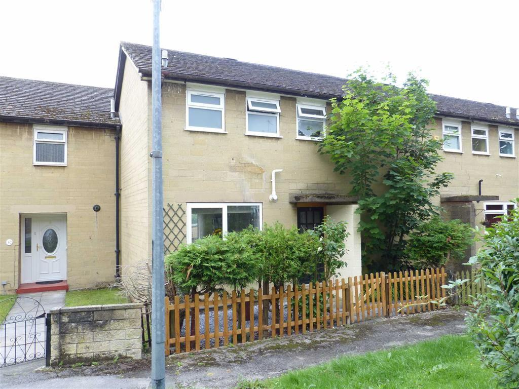 3 Bedrooms End Of Terrace House for sale in Drovers Walk, Glossop