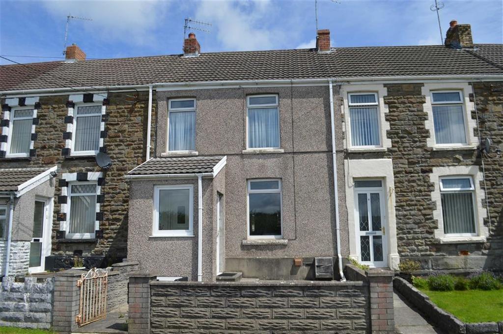 2 Bedrooms Terraced House for sale in Morris Terrace, Swansea, SA5