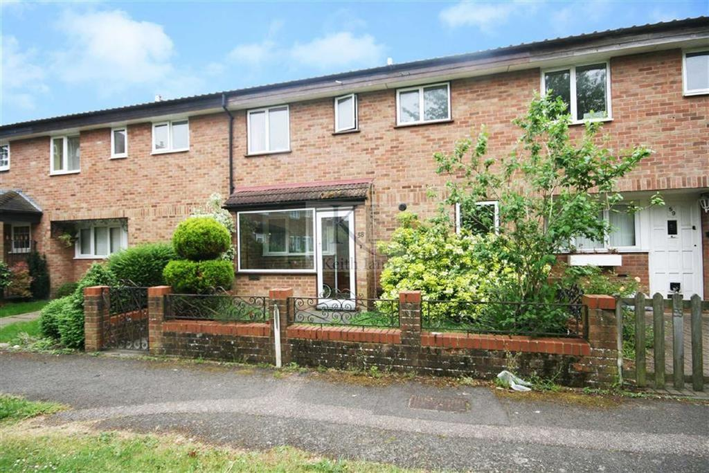 3 Bedrooms Terraced House for sale in Brampton Close, West Cheshunt