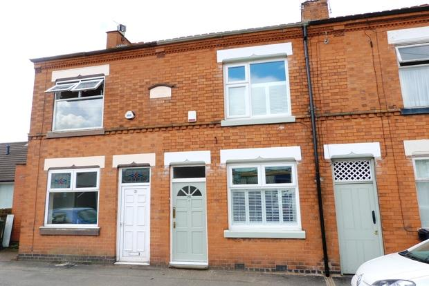 2 Bedrooms Terraced House for sale in Albert Street, Syston, LE7
