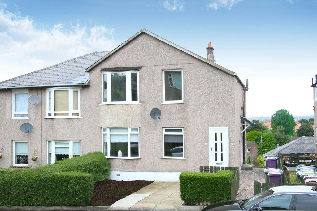 2 Bedrooms Cottage House for sale in 55 Montford Avenue, Kings Park, Glasgow, G44 4NX