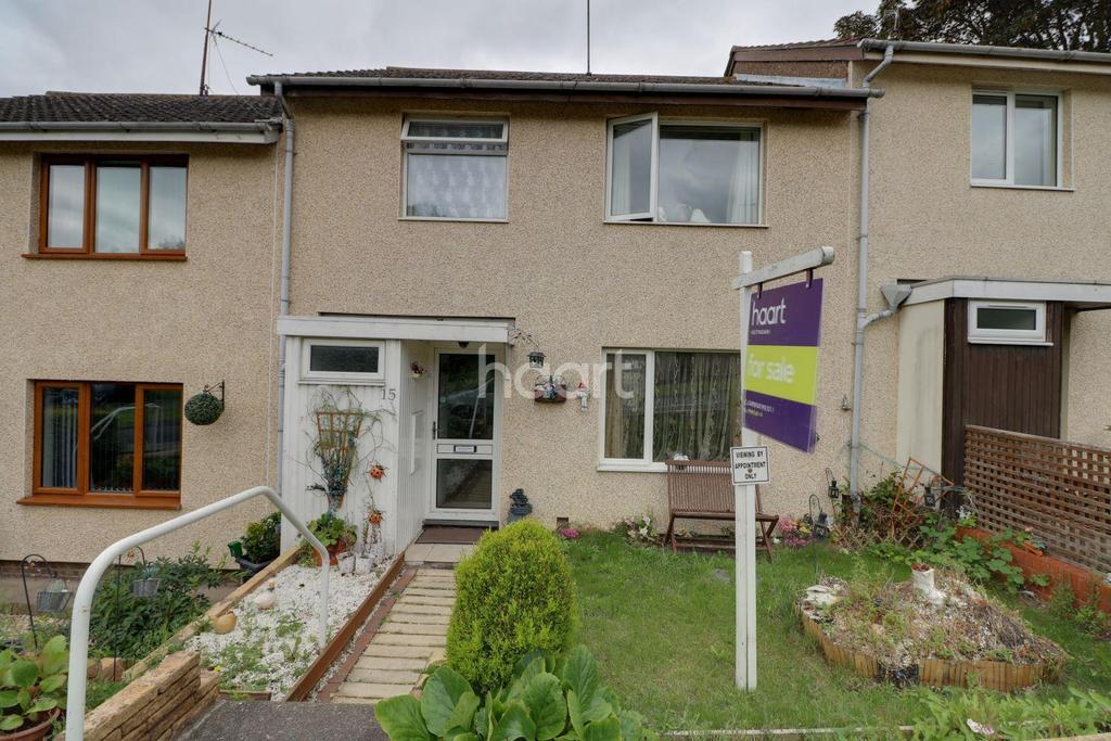 3 Bedrooms Terraced House for sale in Westminster Close, St Anns