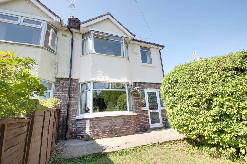 3 Bedrooms Semi Detached House for sale in Caerphilly Road, Bassaleg, Newport