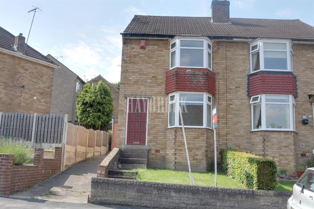 2 Bedrooms Semi Detached House for sale in Beacon Close, Wincobank