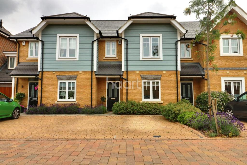 3 Bedrooms Terraced House for sale in Simpson Close