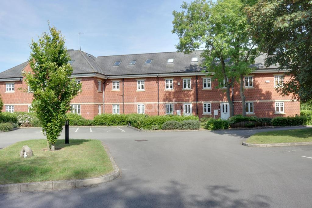 2 Bedrooms Flat for sale in Church Lane, Linby