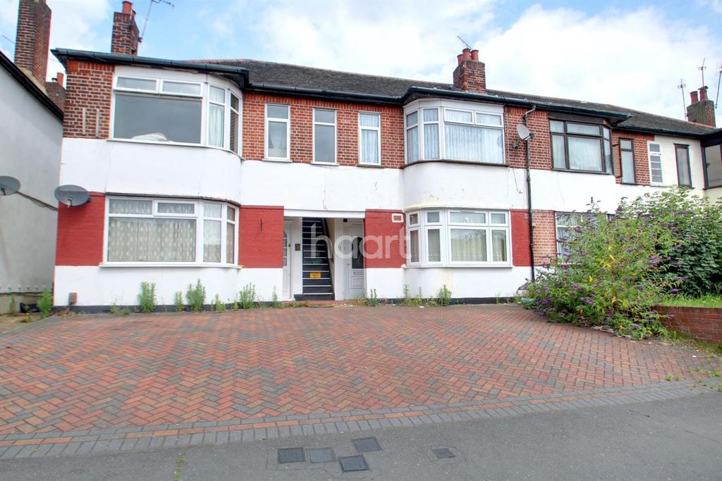 2 Bedrooms Maisonette Flat for sale in Squirrels Heath Lane