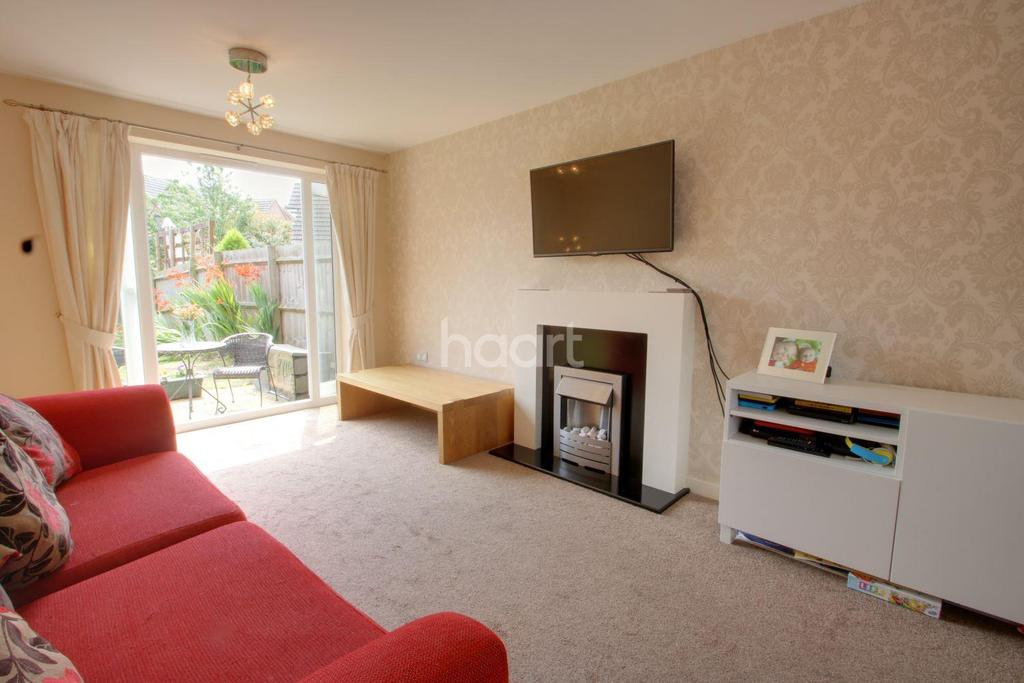 3 Bedrooms Detached House for sale in Crab Apple Grove, Hucknall