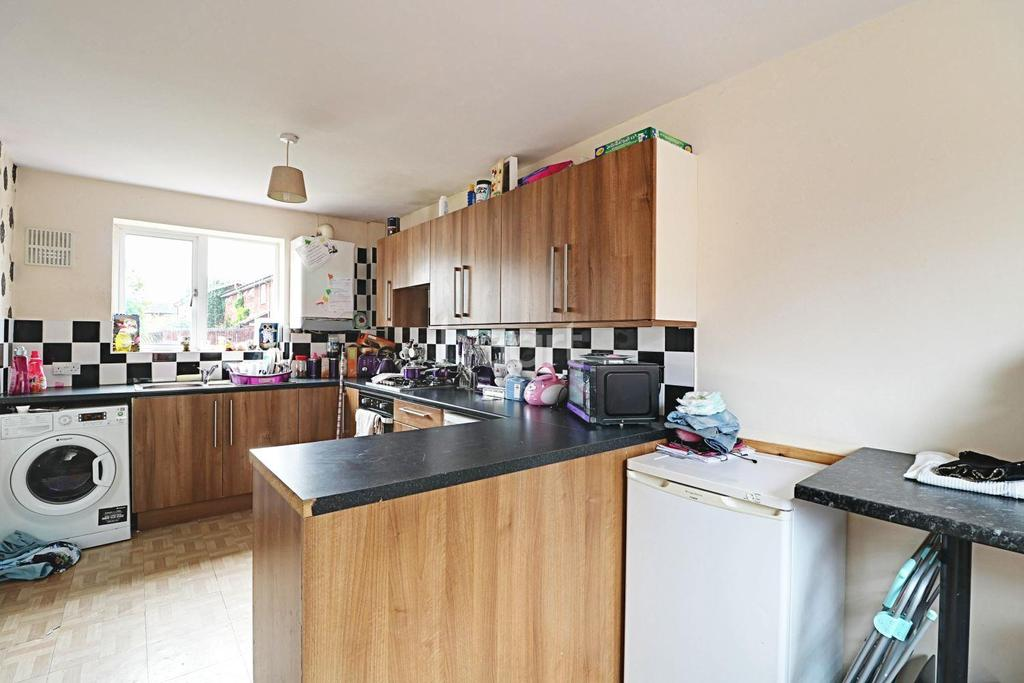 3 Bedrooms Terraced House for sale in Cydonia Approach, Lincoln