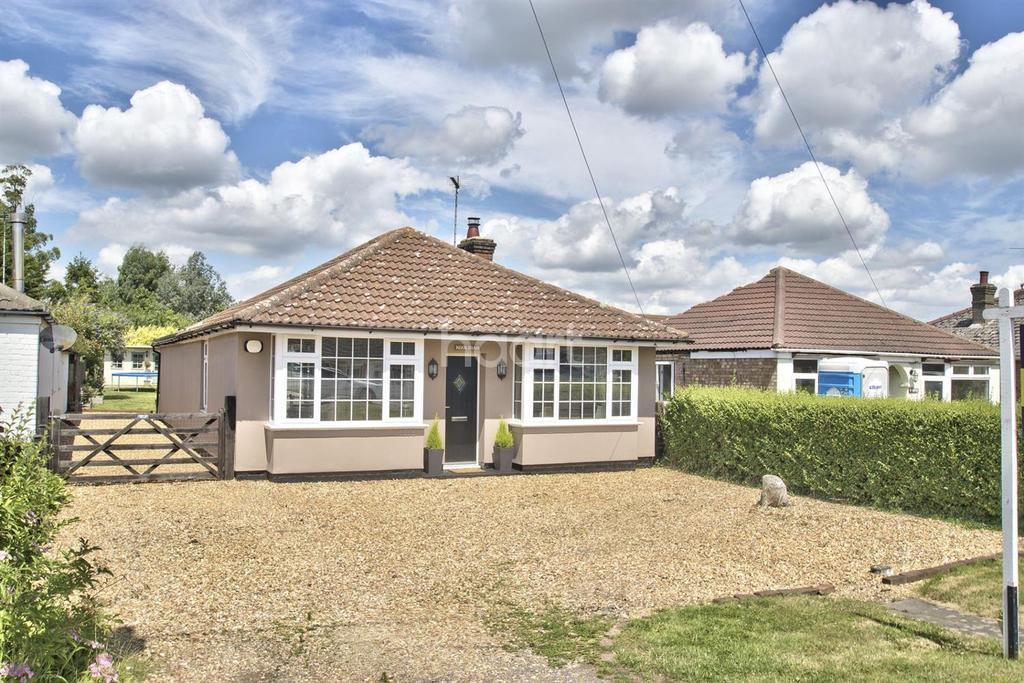 3 Bedrooms Bungalow for sale in High Road, Wisbech St Mary
