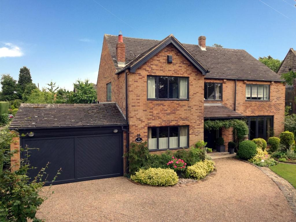 5 Bedrooms Detached House for sale in Church Lane, Adel, Leeds