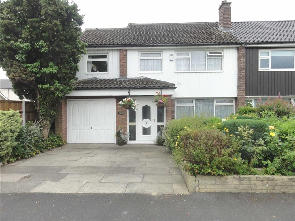 4 Bedrooms Semi Detached House for sale in Brandon Avenue, Heald Green