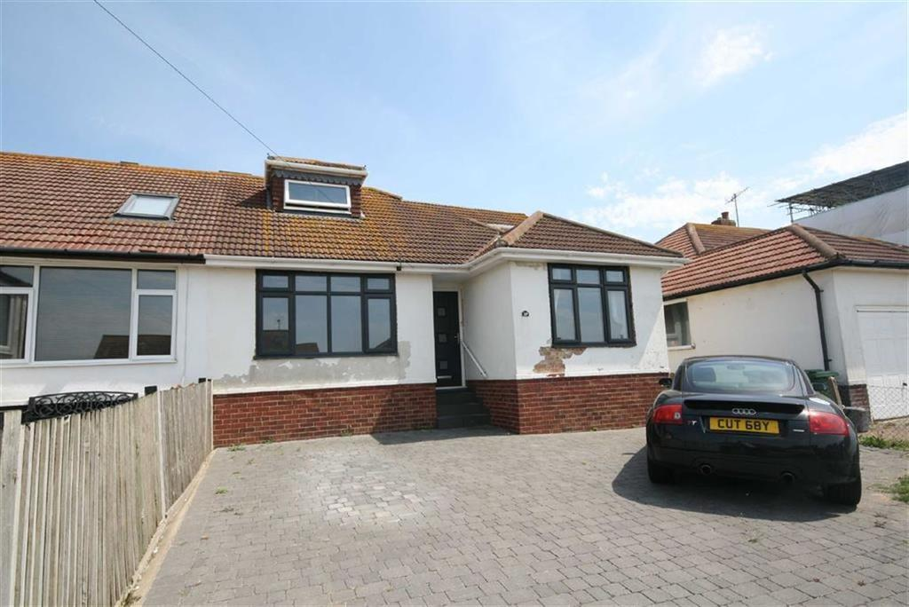 4 Bedrooms Semi Detached Bungalow for sale in Gladys Avenue, PEACEHAVEN