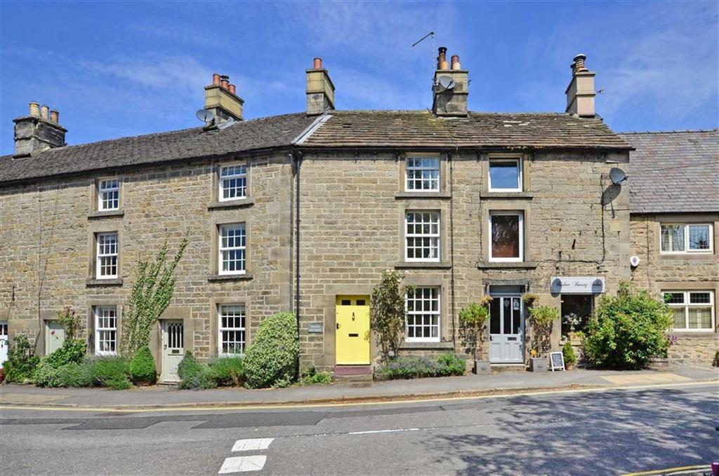 3 Bedrooms Cottage House for sale in Coates Cottage, School Lane, Baslow, Bakewell, Derbyshire, DE45