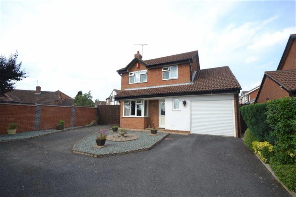 3 Bedrooms Detached House for sale in Crediton Close, Horeston Grange, Nuneaton