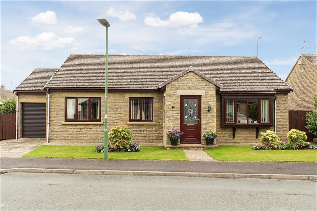 3 Bedrooms Detached Bungalow for sale in North Field, Barnard Castle, County Durham